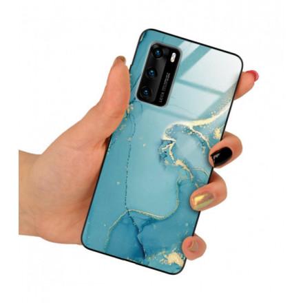 ETUI BLACK CASE GLASS NA TELEFON HUAWEI P40 ST_RZO-2021-1-105