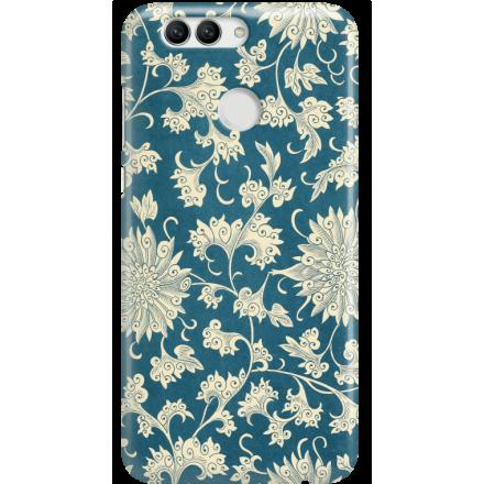 Etui na telefon Huawei Nova 2 Kwiaty Ornamenty