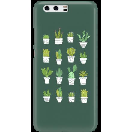 Etui na telefon Huawei P10 Kaktusy