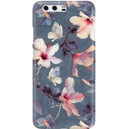 Etui na telefon Huawei P10 Kwiatowy Ogród