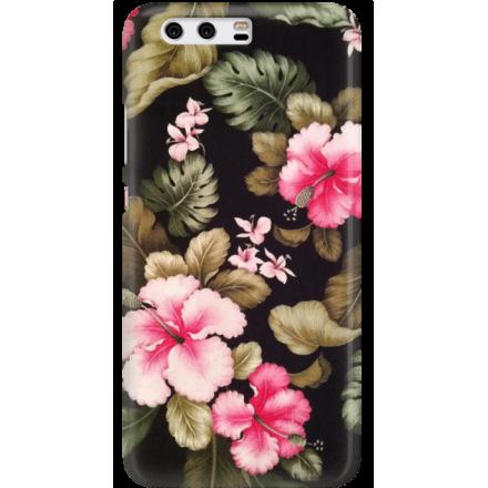 Etui na telefon Huawei P10 Kwiatowy Raj