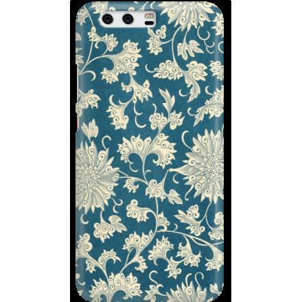 Etui na telefon Huawei P10 Kwiaty Ornamenty