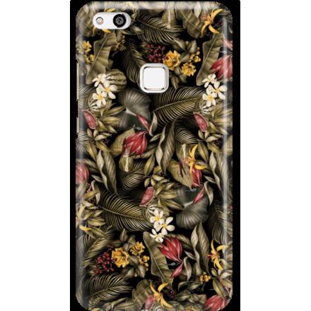 Etui na telefon Huawei P10 Lite Egzotyczne Rośliny