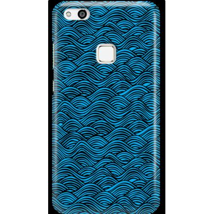 Etui na telefon Huawei P10 Lite Falujące Morze