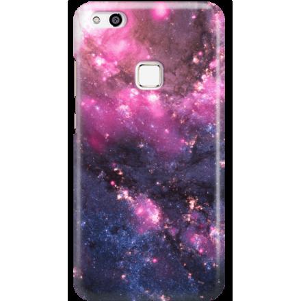 Etui na telefon Huawei P10 Lite Galaktyka