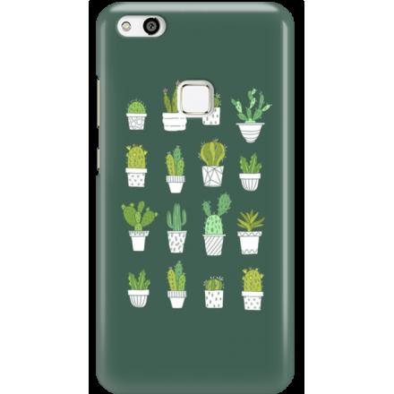Etui na telefon Huawei P10 Lite Kaktusy