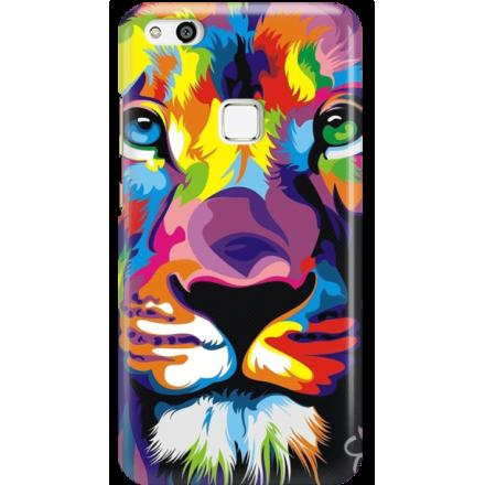 Etui na telefon Huawei P10 Lite Kolorowy Lew