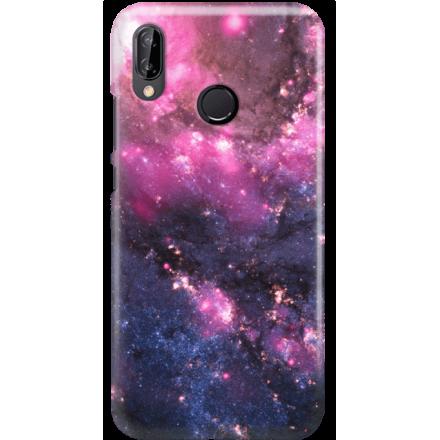 Etui na telefon Huawei P20 Lite Galaktyka