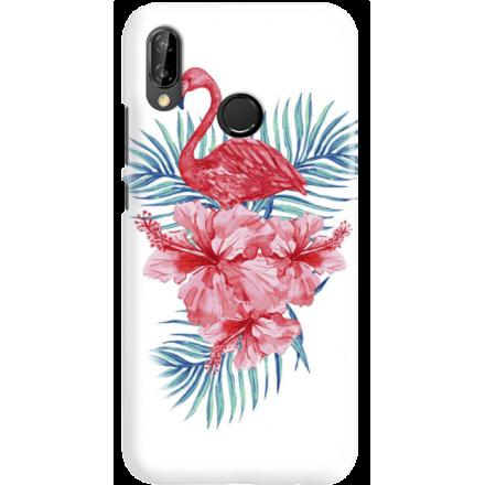 Etui na telefon Huawei P20 Lite Król Flaming