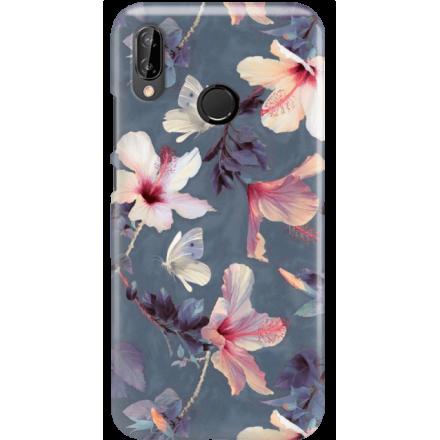 Etui na telefon Huawei P20 Lite Kwiatowy Ogród