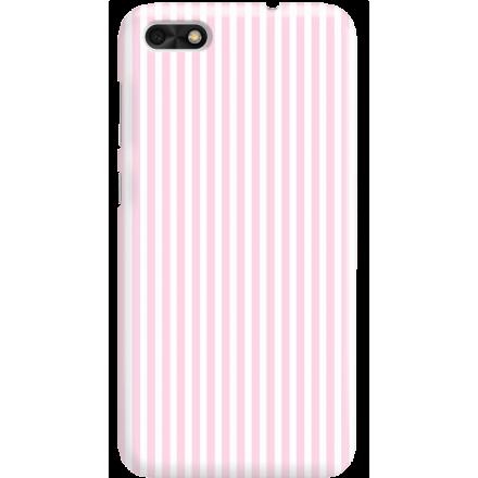 Etui na telefon Huawei P9 Lite Mini Candy Różowe Paski