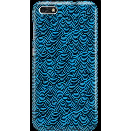Etui na telefon Huawei P9 Lite Mini Falujące Morze