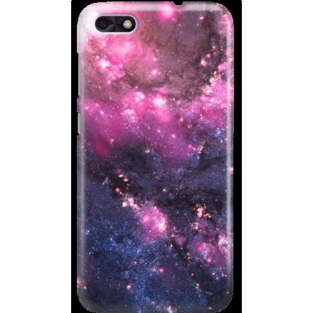 Etui na telefon Huawei P9 Lite Mini Galaktyka