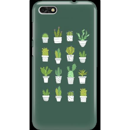 Etui na telefon Huawei P9 Lite Mini Kaktusy