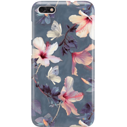 Etui na telefon Huawei P9 Lite Mini Kwiatowy Ogród