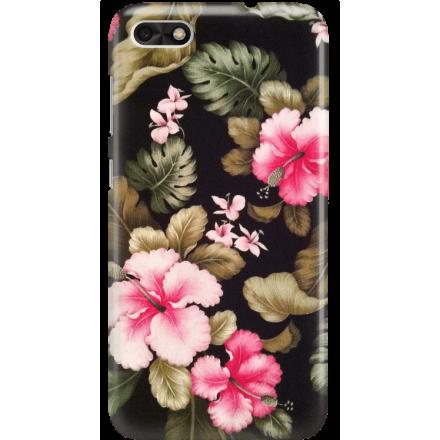 Etui na telefon Huawei P9 Lite Mini Kwiatowy Raj