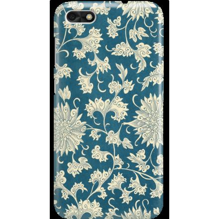 Etui na telefon Huawei P9 Lite Mini Kwiaty Ornamenty